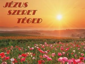 Jézus szeret téged
